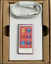 Apple iPod nano 7. Generation Violett (16GB) Purple NEU NEW 7G RAR Collectors