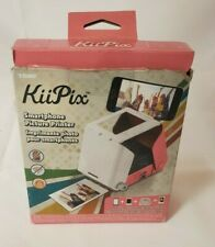 Tomy KiiPix Smartphone Picture Printer - Capture All Your Favorite Moments!