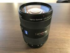 Sony Carl Zeiss Vario-Sonnar T* 24-70mm f/2.8 ZA Lens for Sony