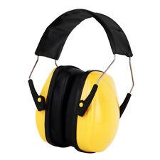 Kid Earmuffs/Hearing Protectors – Adjustable Headband Ear Defenders Yellow