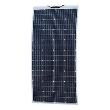 160W Reinforced semi-flexible solar panel with ETFE coating (German solar cells)