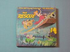 Walt Disney Productions - The Rescuers, The Rescue - Super 8 Film Movie
