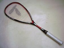 NEW!!! TELOON GRAPHITE SQUASH RACQUET & FULL COVER RRP $149 Frame weight 135gms