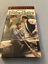 The Twelve Chairs (VHS, 1997)