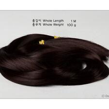 [Dollmore] OOAK BJD rooting hair Heat Resistant Hair (33 : 100g)
