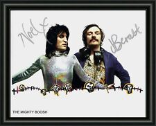 The Mighty Boosh  A4 SIGNED AUTOGRAPHED PHOTO POSTER  FREE POST