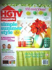 HGTV June 2015 Magazine BRAND NEW! FREE SHIPPING! Home and Garden