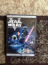 Star Wars The Empire Strikes Back (Dvd ) out of print Authentic Us release