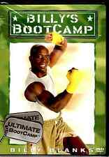 Billy Blanks - Billy's Bootcamp Ultimate Bootcamp (DVD 2005) Workout Shape Tone