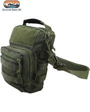 Green Hex Tac Tactical Explorer Pistol Holder Shoulder Day Bag Back Pack Airsoft