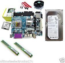 INTEL 945/G31 MOTHERBOARD+160GB SATA HARD DISK+C2D2.53CPU+2GB DDR2 RAM+FAN COMBO