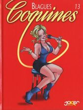 BD adultes Blagues Coquines Blagues Coquines, Tome 13