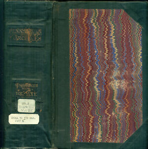Pennsylvania Archives Sixth Series, Vol.15: Index to 5th Series part 1: A-Lear