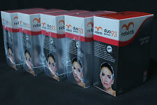 6 x Rebirth Max Set Advanced Placenta Concentrate Cream Serum Emu Whitening