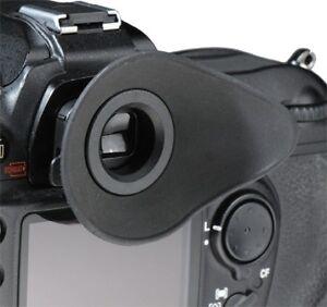Hoodman Hoodeye H-EYEC18, Pro Gummi Eyecup Für Meisten Canon EOS DSLR Kameras