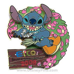 Disney Flower & Garden Festival Stitch