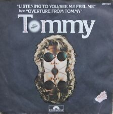 "Vinyle 45T The Who ""Overture - tommy"""