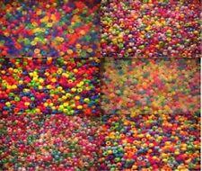 3900 granos de poni Paquete De 13 Packs X 300 mezclado grano, Ideal Para Señuelo clips, Pulseras