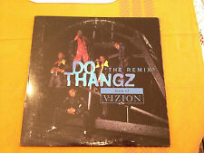 "MEN OF VIZION - Do Thangz - 1996 US 12"" Vinyl (MJJ Music) 6 mixes RnB - VG/NM"
