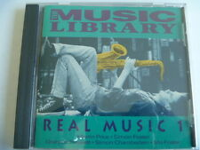 THE REAL MUSIC 1 MARTIN PRICE S FOSTER CD TRACKS RARE LIBRARY SOUNDS MUSIC CD