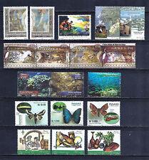PANAMA STAMPS - YEAR 2002 - MNH - SCOTT CAT VALUE $60.45