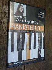 la leçon de Véra Tsybakov  Pianiste n° 80 DVD Gurlitt Fuchs Beethoven Mozart