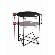 Picnic Plus Psm-104Bl Scrimmage Tailgate Table - Black