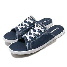 Converse Chuck Taylor All Star Cutaway EVO Navy Men Women Unisex Sandals 150249C