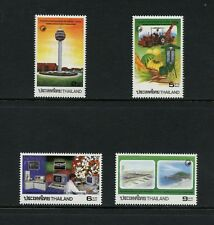 P849  Thailand 1995  Worldtech '95 Expo    4v.  MNH