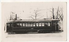 WHEELING TRACTION COMPANY Trolley WV West Virginia Photograph