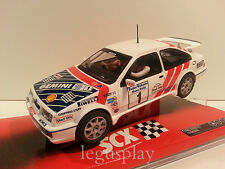 "Slot SCX Scalextric 64830 Ford Sierra Cosworth "" McRae """