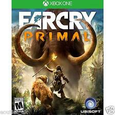 Far Cry Primal Game for Xbox One (Xbox 1) NEW SEALED