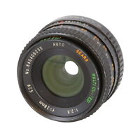 Miscellaneous Brand 28mm F/2.8 Macro A Manual Focus Lens For Pentax K {52} - AI