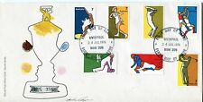 1974 Non Olympic Sports FDC - Liverpool NSW 2170 PMK