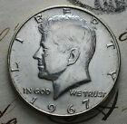 1967 USA Half silver dollar Kennedy
