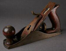 New ListingVintage Dunlap Smooth Bottom Wood Plane ~ Antique Hand Tool Usa~