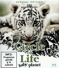 Circle of Life - Baby Planet - Special Edition - Blu-ray - Tier Dokumentation