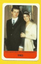 Princess Caroline of Monaco Cool Political Collector Card from Europe