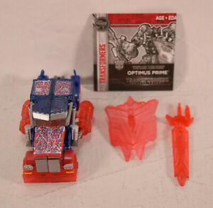 Transformers Optimus Prime Voyager The Last Knight Complete