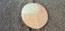 Superb Post Medieval copper alloy Jetton L70b