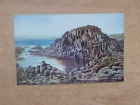 VINTAGE POSTCARD - THE HONEYCOMB - GIANTS CAUSEWAY - IRELAND