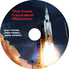 The Cape Canaveral Monsters (1960 Cult Sci-Fi Film) Mod Dvd movie Disc only