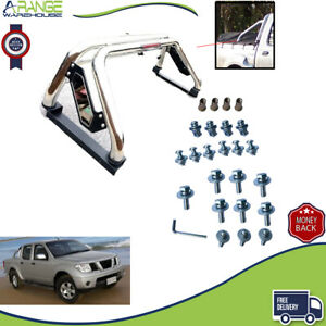 Fit Isuzu Redeo D Max 1999 18 Stainless Steel Sports accessories Roll Bar Bl