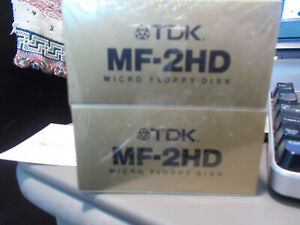 TDK  MF -2HD Floppy Disk