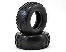 "Schumacher Racing U6767 ""Mini Pin"" Short Course Tires (2) (Yellow)"