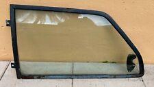 MASERATI BITURBO 83-86 REAR WINDOW TEINTED GLASS DRIVER SIDE