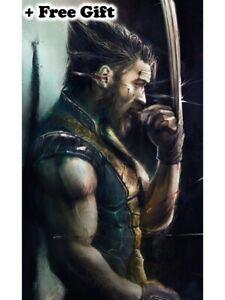 "X-Men Poster ( Logan / Wolverine ) 24"" x 40"""