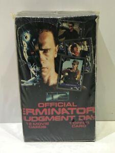 Go #44 T2 Terminator 2 Impel 1991 Trading Card Run