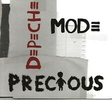 DEPECHE MODE Precious 2TRX w/ RARE SASHA'S SPOOKY MIX SINGLE EDIT CD CDBONG35
