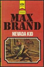 Heyne-Western Classics Band 2252: Nevada Kid (1971, Max Brand) Z 2+